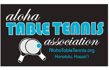 Aloha Table Tennis Association