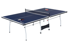 MD Sports 4Piece Table Tennis Table Review