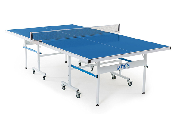 STIGA Advantage Table Tennis Table Review · 4.7 Stars · STIGA XTR Outdoor  Review
